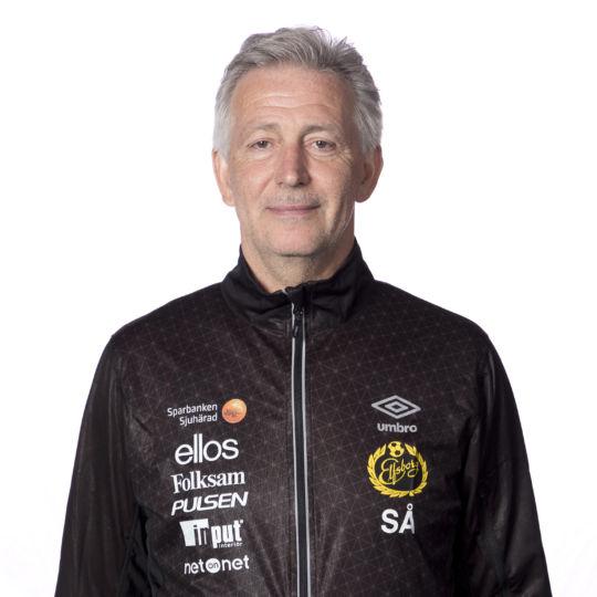 portrait Stefan Ågren