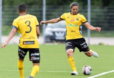 160612 Elfsborgs Mergim Shala under en fotbollsmatch i U19 allsvenskan mellan Elfsborg och Malmö FF den 12 juni 2016 i Borås. Foto: Jörgen Jarnberger / BILDBYRÅN / Cop 112