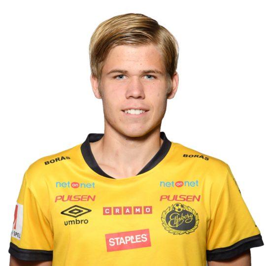 #14 Anton Thorsson Elfsborg U17  Foto: Jörgen Jarnberger / BILDBYRÅN / Cop 112