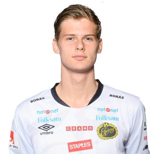 #1 målvakt Tim Rönning Elfsborg U19  Foto: Jörgen Jarnberger / BILDBYRÅN / Cop 112