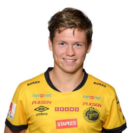#-- Samuel Rundqvist Elfsborg U17  Foto: Jörgen Jarnberger / BILDBYRÅN / Cop 112