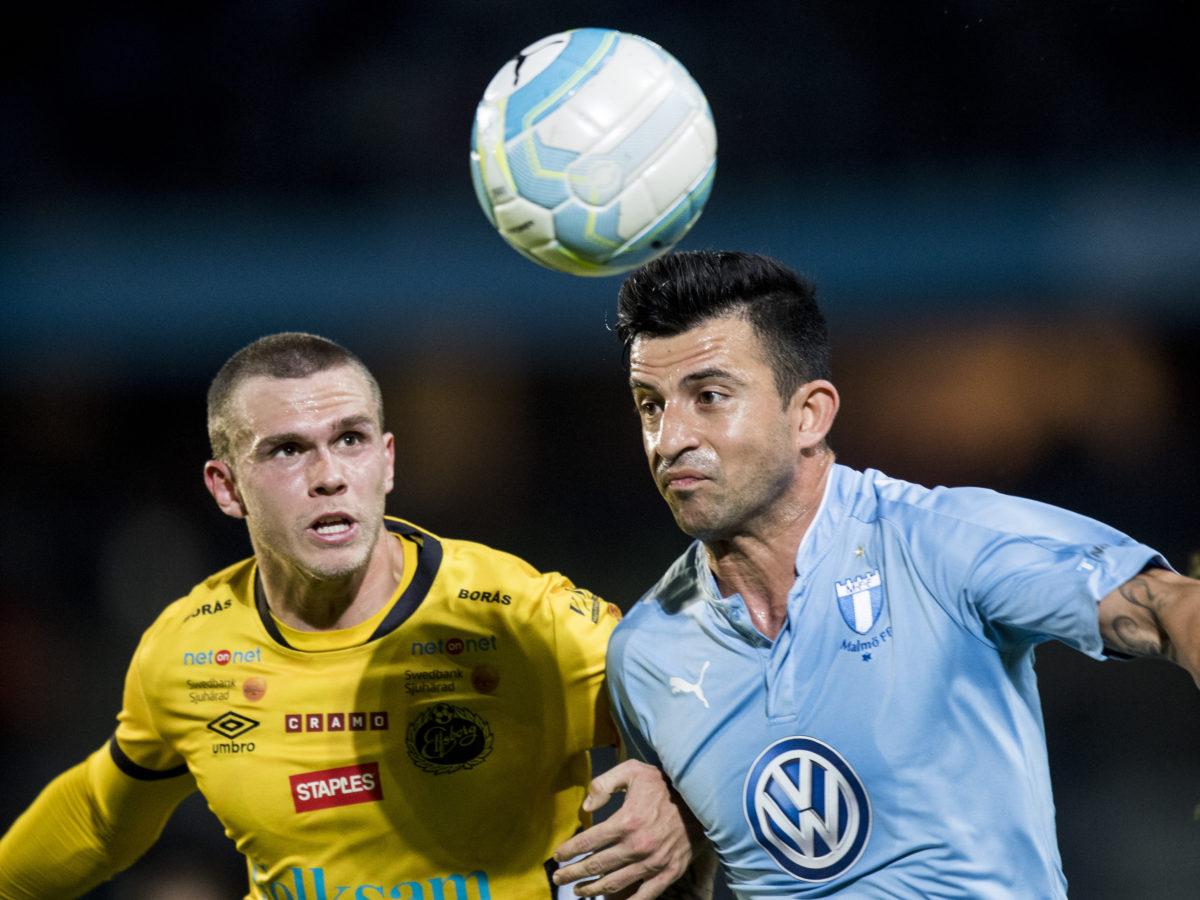 Touray skadad da kvitterade elfsborg