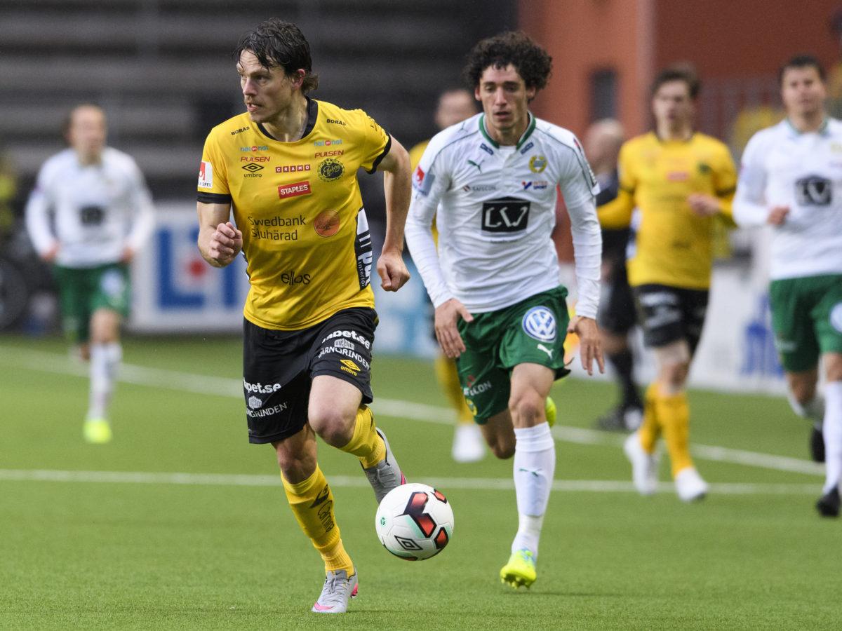 Hammarbys sista matcher for aret 3