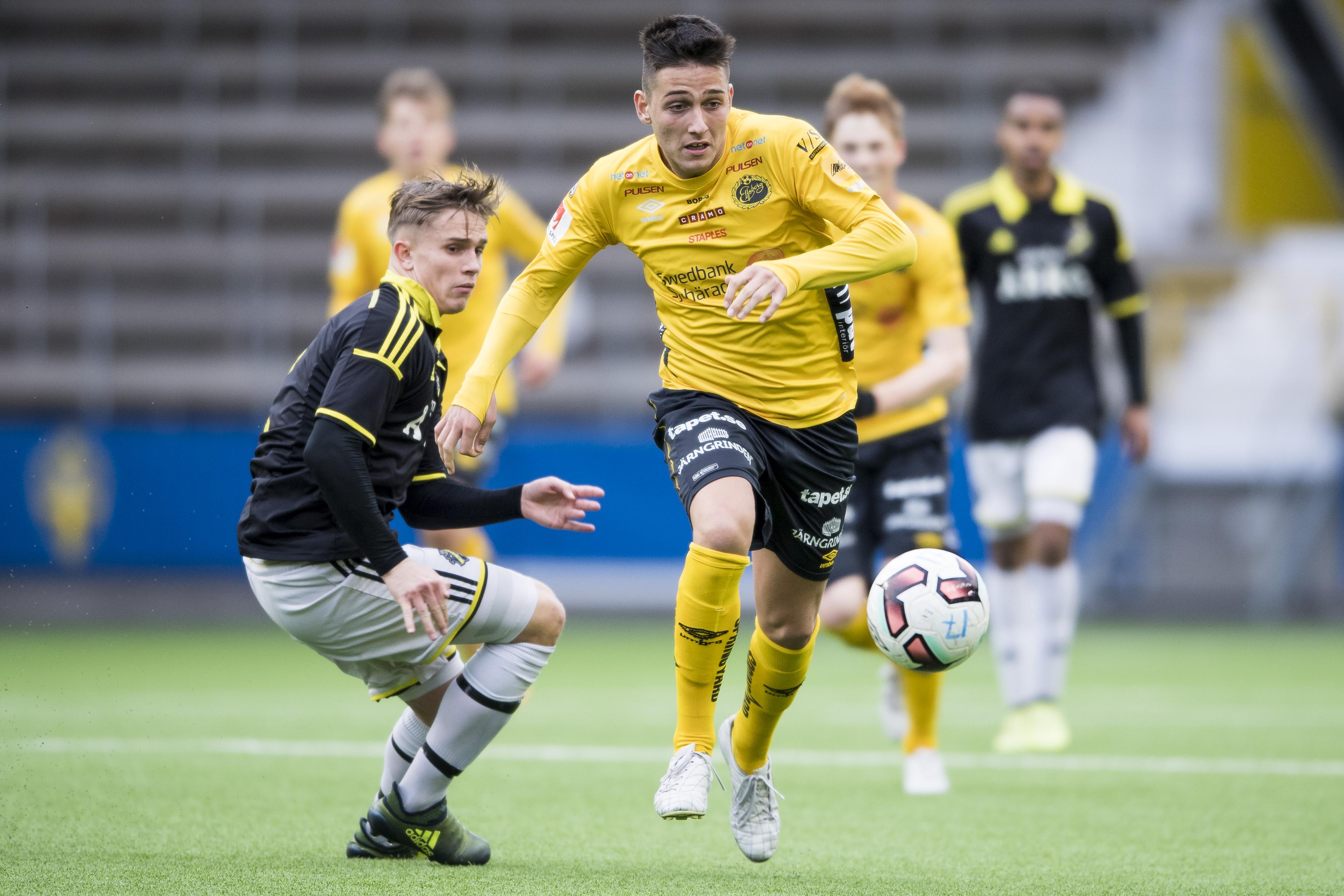 Elfsborg kampade till sig oavgjort