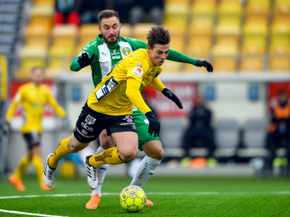 Elfsborg fick respass ur cupen