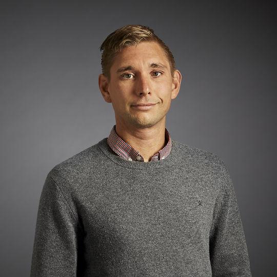 portrait Eric Sjölin