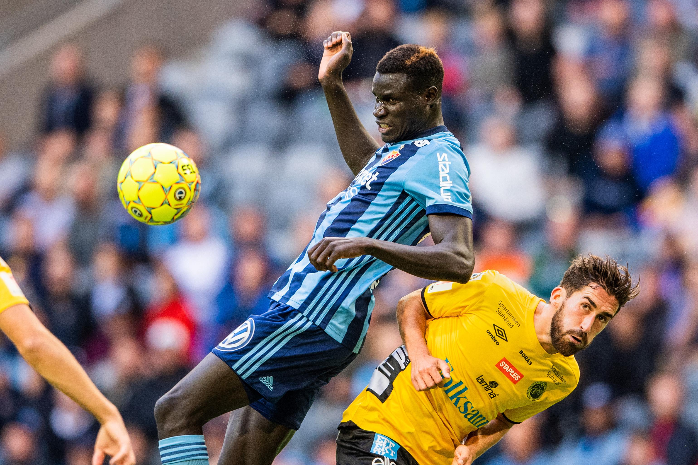 Fotboll, Allsvenskan, Djurg rden - Elfsborg - IF Elfsborg