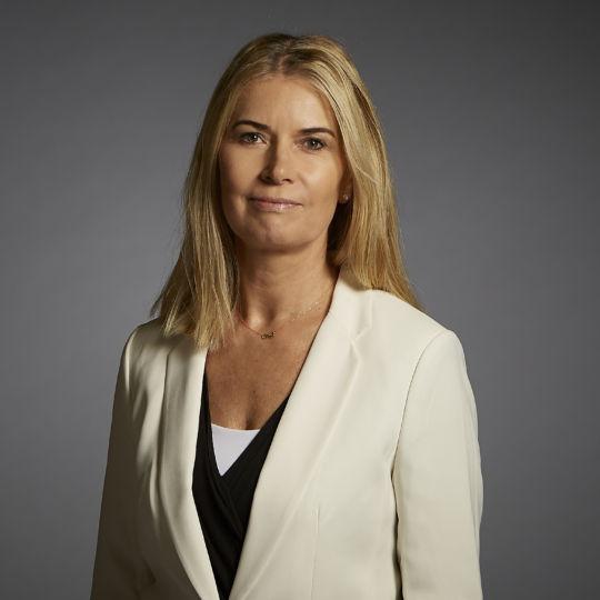 portrait Camilla Larsson