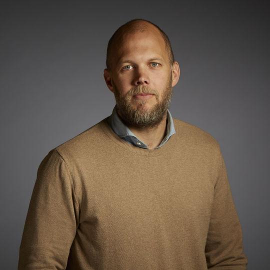 portrait Martin Andersson