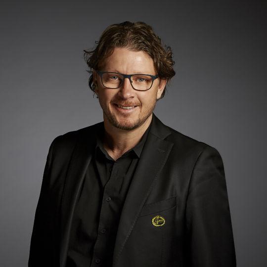 portrait Stefan Andreasson
