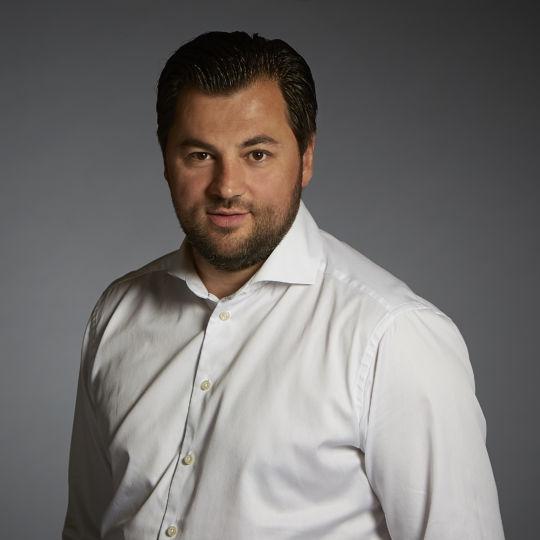 portrait Vedad Aganovic