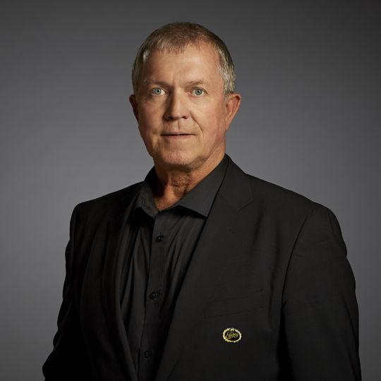 portrait Lars Stensson