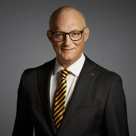 portrait Michael Ekberg