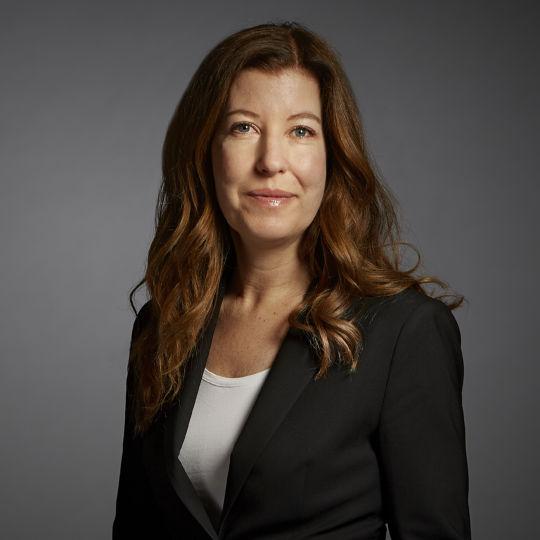 portrait Nadja Bengtsson