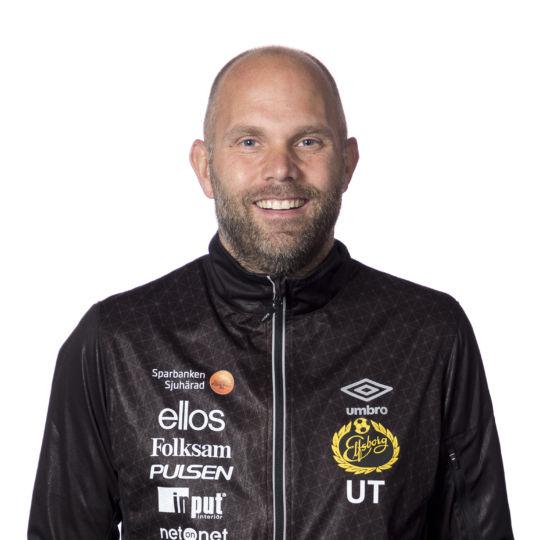 portrait Ulf Thorsson