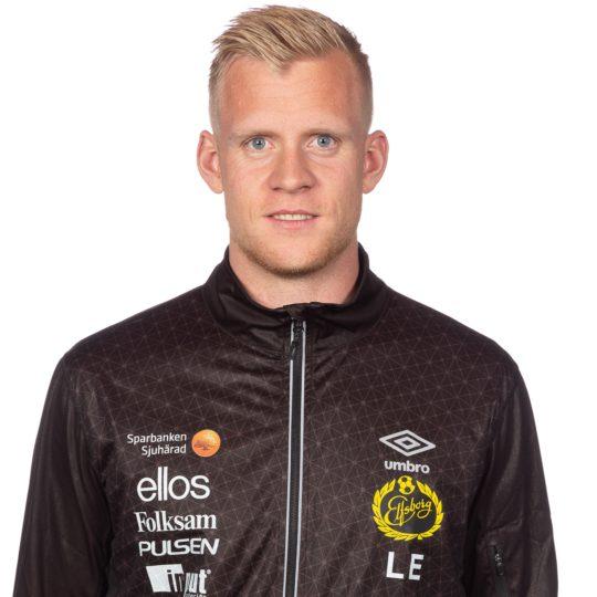 portrait Linus Eriksson