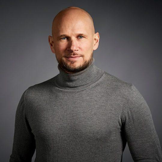 portrait Joakim Alexandersson
