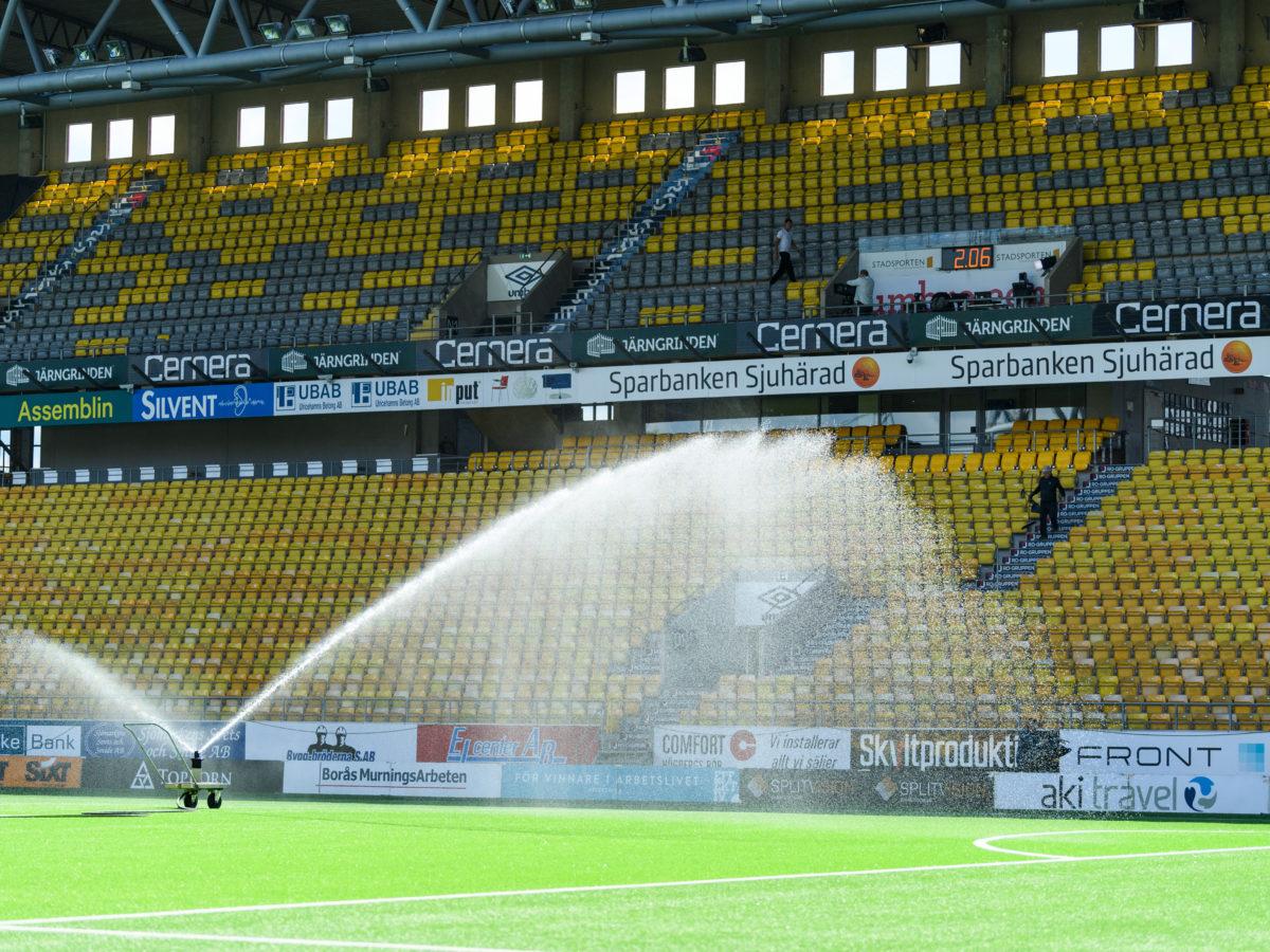 Supporterinfo If Elfsborg Ostersunds Fk If Elfsborg