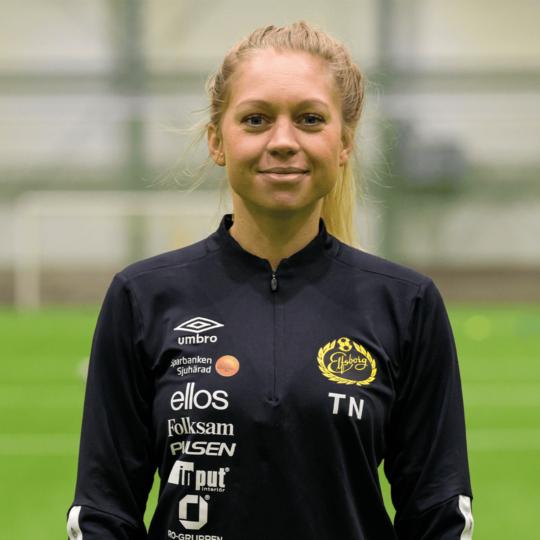 portrait Tania Nilsson